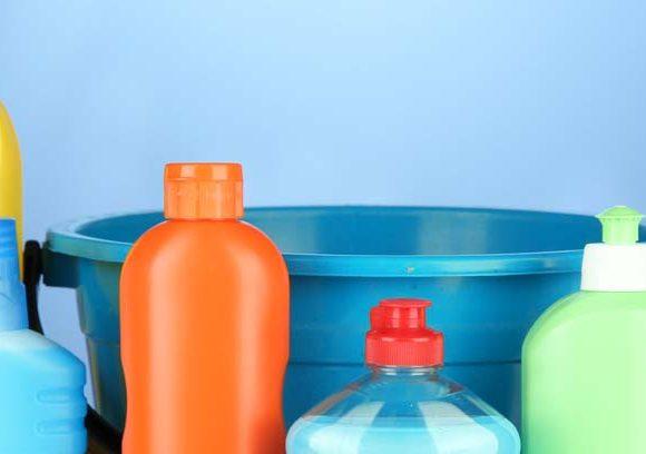 Suministro productos de limpieza